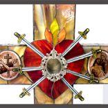 5-3 Relikwiarz Bł. M. Szewczyk-szczegół