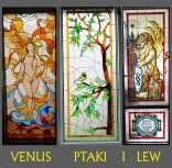 2-121 Venus Ptaki i Lew