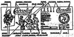 segundo logotipo marca cacaolat