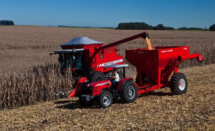 Vendas de máquinas agrícolas recua 17,7% – Anfavea