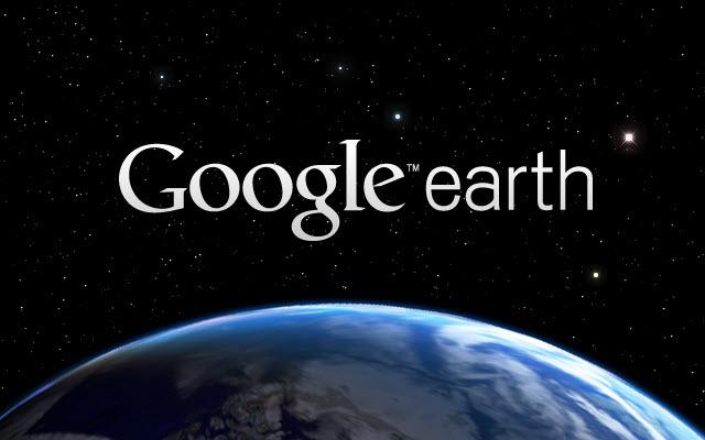 Preciso atualizar a imagem do Google Earth da minha propriedade, como faço?