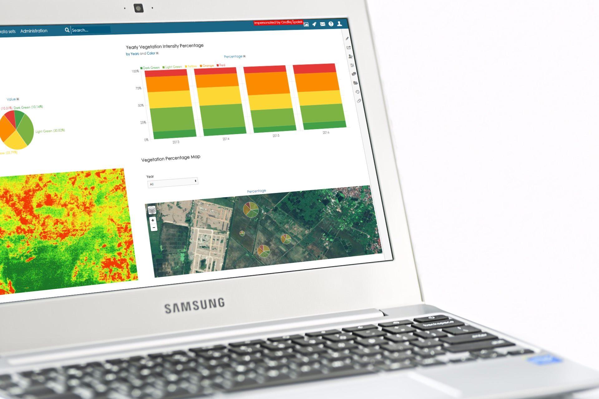 Estatística aplicada à gestão agrícola
