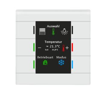 MDT Glass Push Button