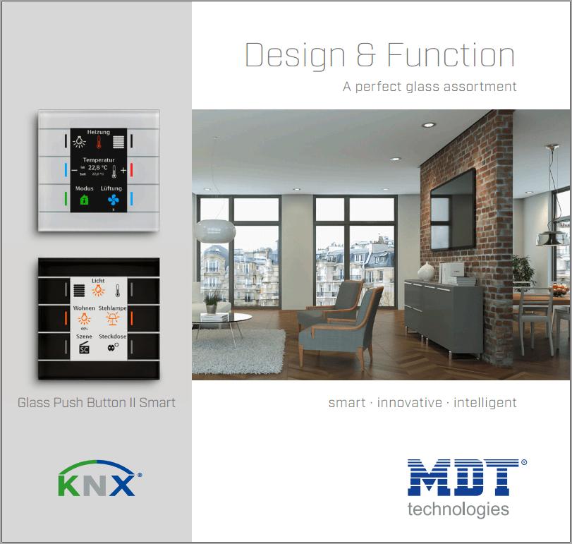 MDT katalog vypínače tlačítka switch