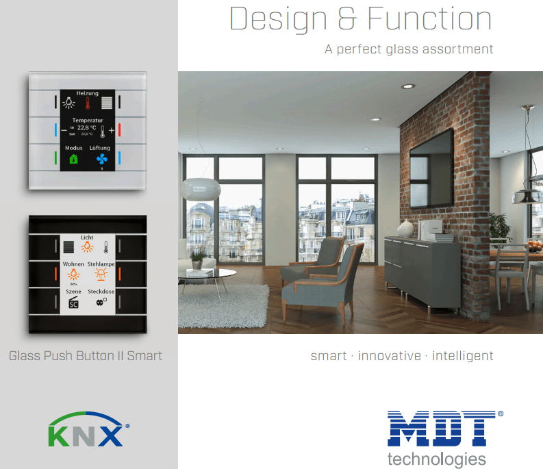 MDT Design and Function katalog