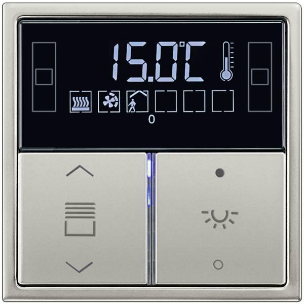 JUNG termostat nerez