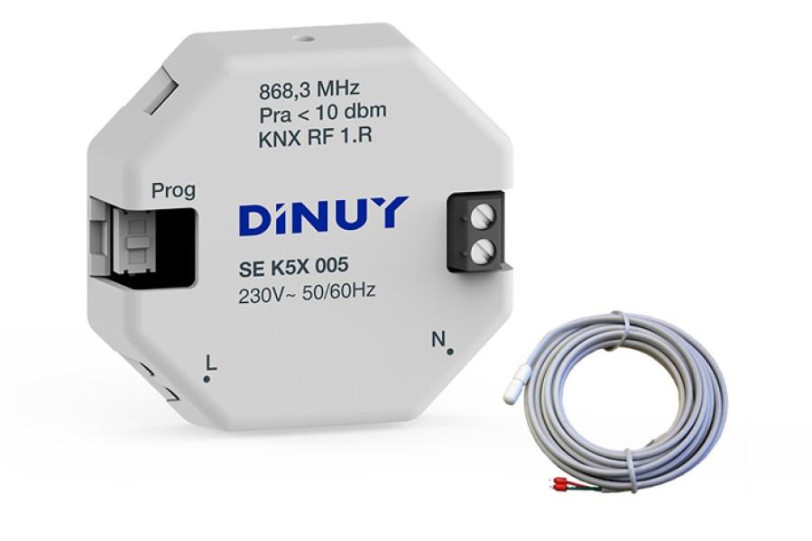 Dinuy – komponenty inteligentní elektroinstalace z Baskicka