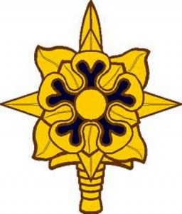 The Military Intelligence Insignia