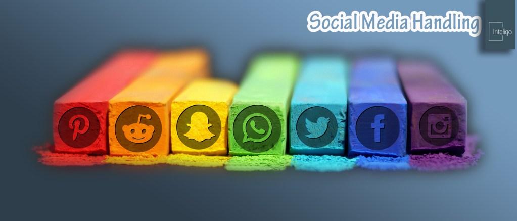 inteliqo social media handling
