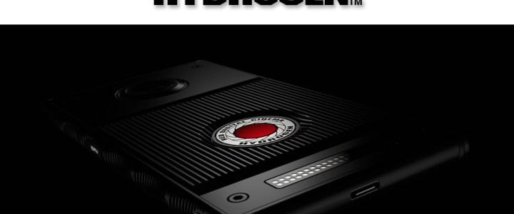 Llega el primer teléfono con pantalla holográfica a México.