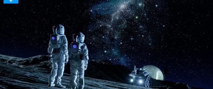 Toyota produce un vehículo para viajar a la luna en 2029