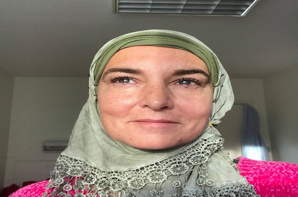 "Popular Irish Singer, Sinead O'Connor, Has ""Proudly"" Converted to Islam"