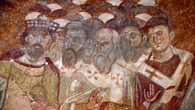 Role of Early Popes and First Council of Nicaea in the Establishment of Contemporary Christianity