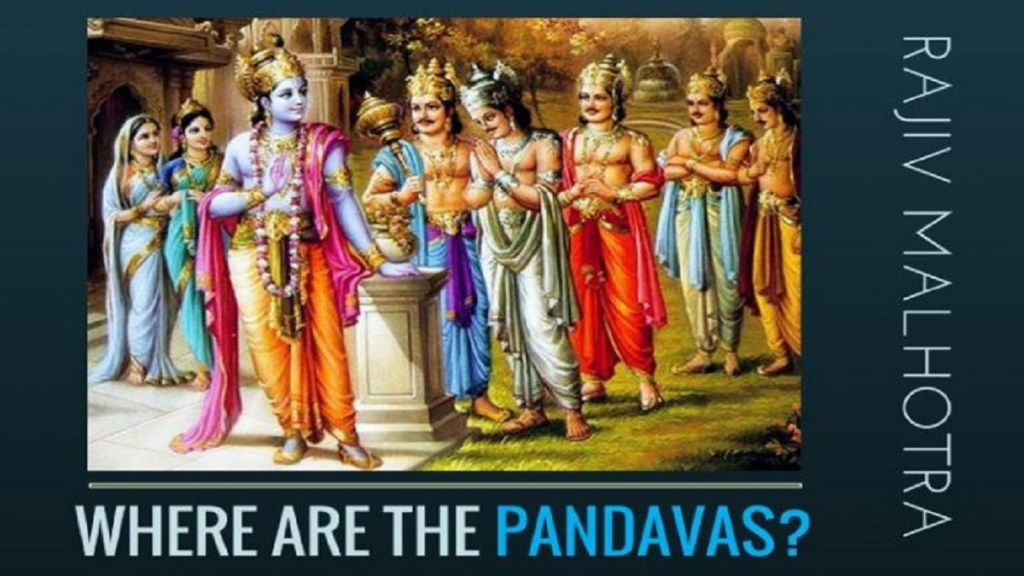 Where Are The Pandavas Who Can Provide Hindu Leadership?