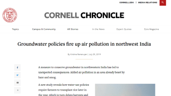 Cornwell Press Release