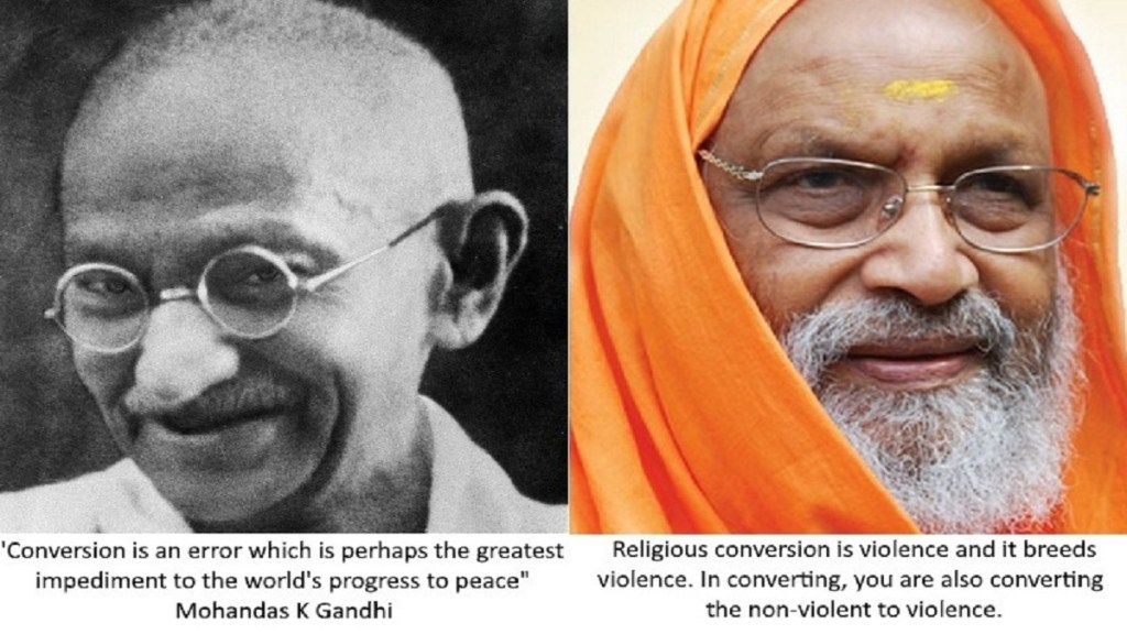 A Swamiji and A Beggar – A Deep Dive Into Christianity's Ways