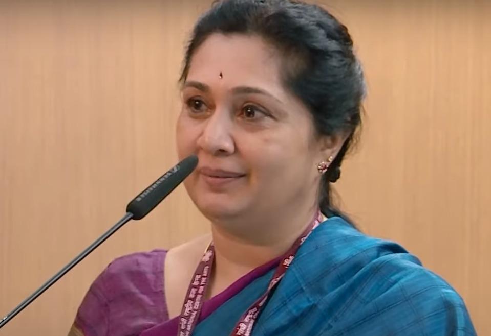 Dr. Sharda Narayanan