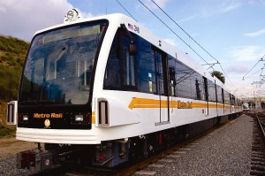 Metro Gold Line?  La Linea De Oro?