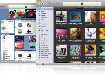 iTunes 8 (from the apple.com website)