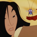 Mulan & Crickee - That's how I looked trying to find the cricket