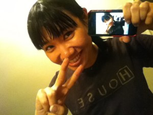 Me and my new iPhone 4