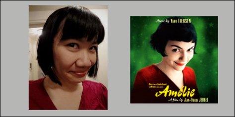 Me as Amelie