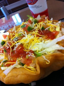 Taco Salad - Carl's Jr.