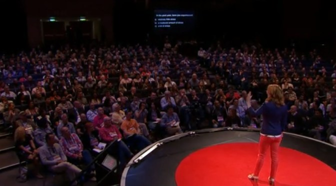 Video: How to make stress your friend (TED Global)
