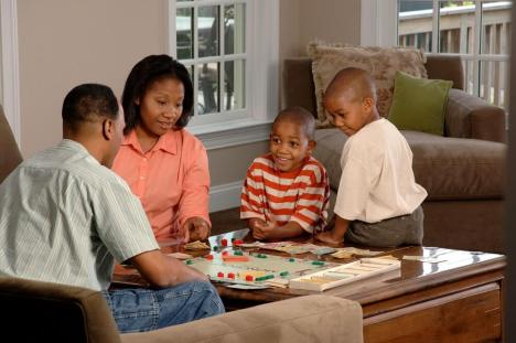 Do Black People Play Board Games?