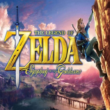 Zelda: Symphony of the Goddesses Concert in Portland, Oregon Tomorrow