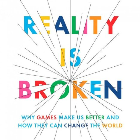 Our first Intelligame Reads selection: Reality is Broken.