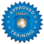 IALEIA Approved Training Logo