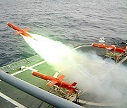 Launching a Navy drone