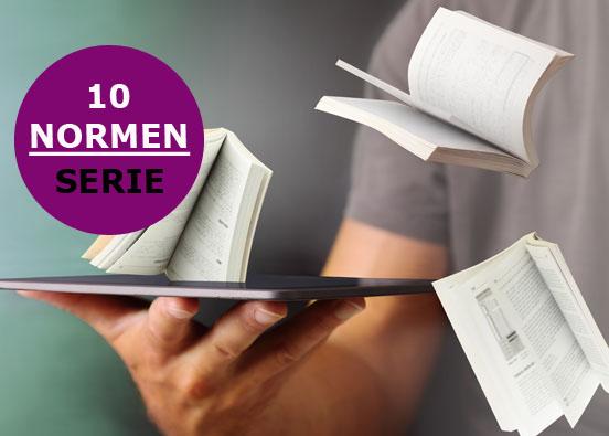 10 Normen für die Technische Dokumentation
