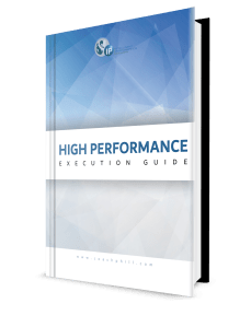 High performance execution guide