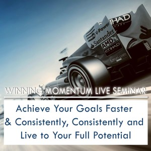 Winners Mindset and Momentum Live Seminar