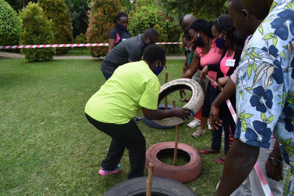 team building kampala