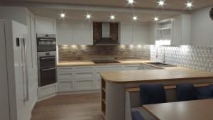kitchen design visual