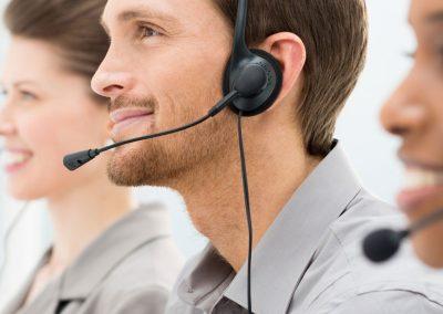 Intelligent Contacts Predictive Dialer