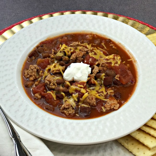 Pinto Bean Chili at Intelligent Domestications