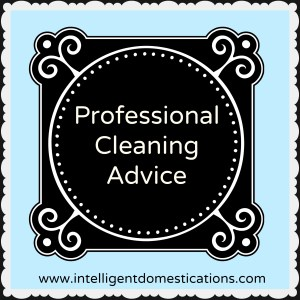 Professional Cleaning Advice.intelligentdomestications.com