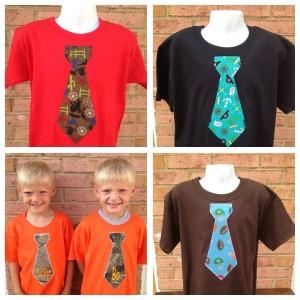 Tie shirts