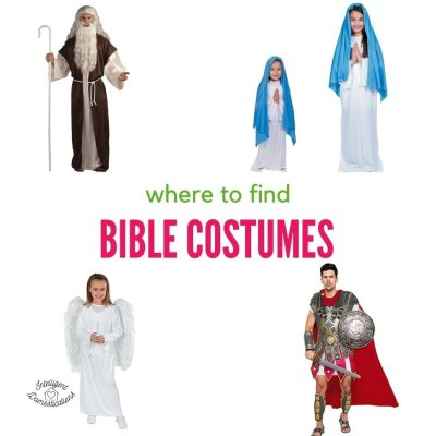 BIBLE COSTUMES