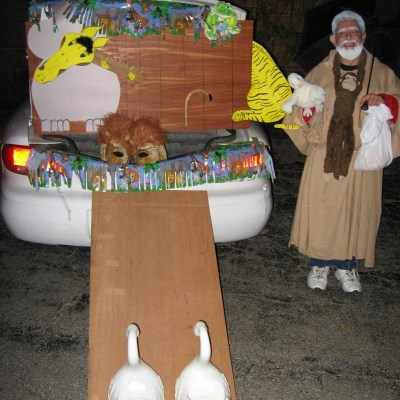 Simply Mommy: More Bible Costumes / Trunk or Treat Ideas that I …