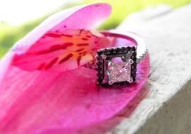 Tif's engagement ring