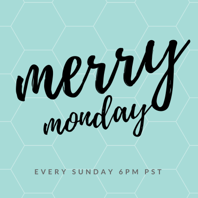 Merry Monday Link Up Party #165