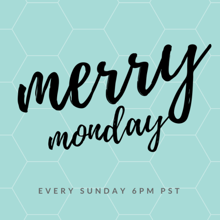 Merry-Monday-Link-Party. Linky Party for bloggers. #linkyparty #bloghop
