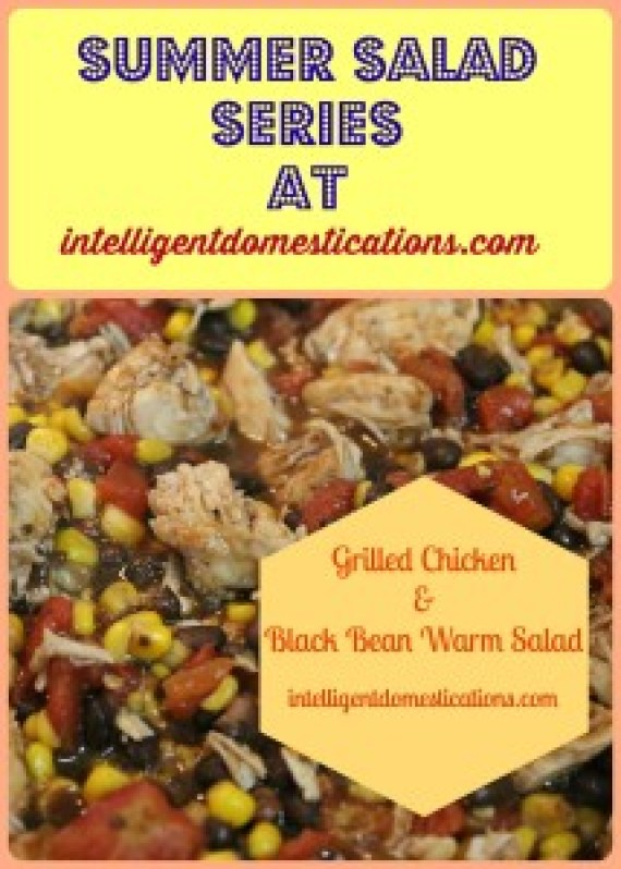 Summer Salad Series at Intelligentdomestications.com