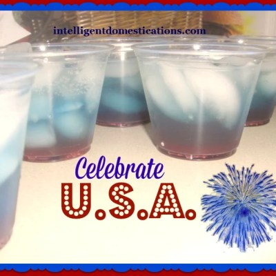 Patriotic Family Friendly Beverage