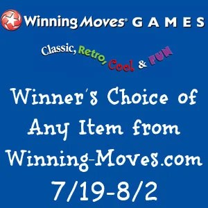 Winning Moves Winners Choice Game Giveaway